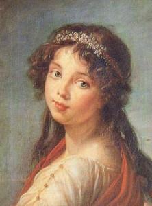 Julie Le Brun.