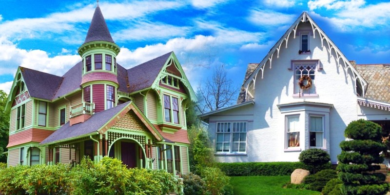 architectural styles of victorian homes a 5 minute guide - Mansion Architectural Styles