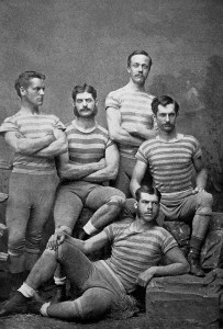 Columbia College team, 1878