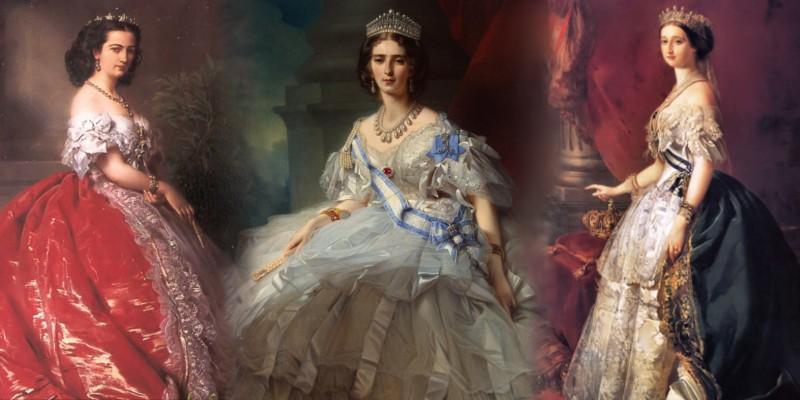 25 Victorian Dresses