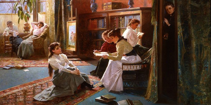 Forbidden Books by Alexander Mark Rossi - 1897_800x400
