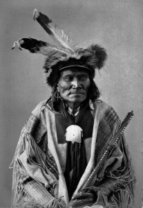 Long Fox-To-Can-Has-Ka, Tachana, Yankton Sioux, 1872