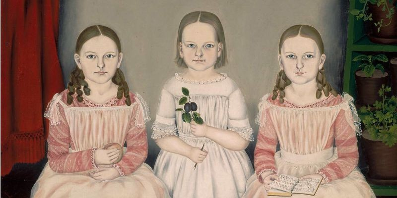 The Lincoln Children by Susan Waters, 1845_800x400