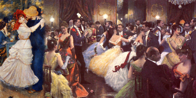 Dancing to dancehall music - 1 6