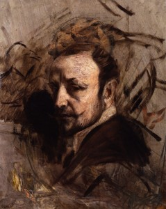 Self-portrait by Giovanni Boldini, 1892