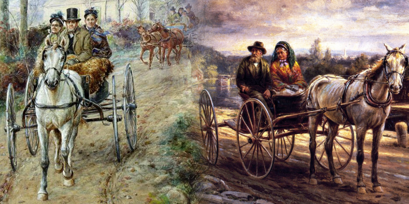 22 Beautiful Paintings of 19th-Century American Life – 5-Minute History