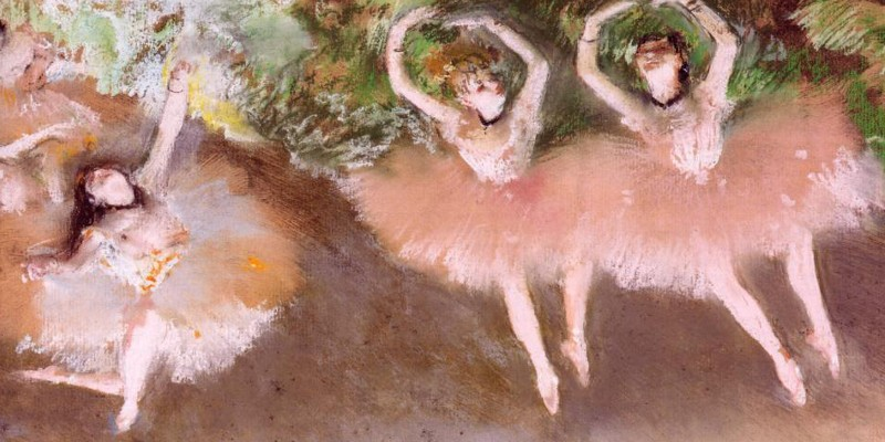 The Dancers of Degas 800 x 400