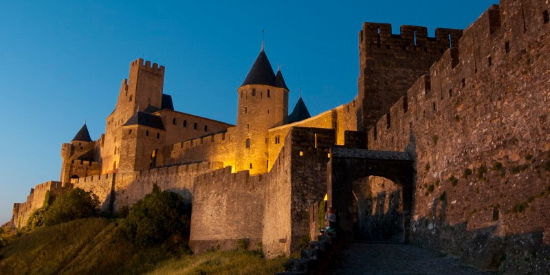 Medieval Carcassone