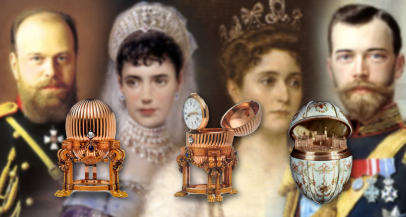 12 fabulous faberg eggs choose your favorite 5 minute - Russian easter eggs history ...