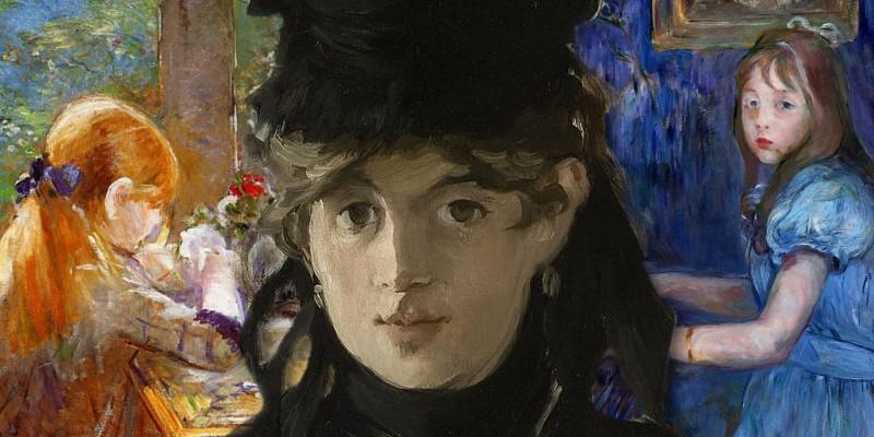 Berthe Morisot 800 x 400