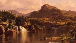 20 Romantic Dreamscapes from 19th Century artist Frederic Edwin Church