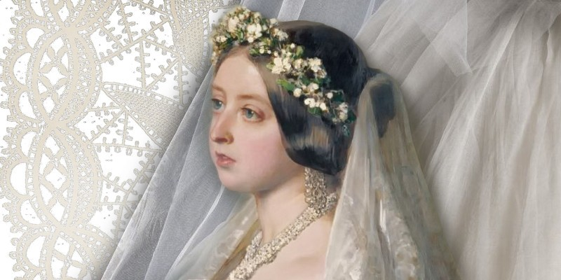 Victorian White Weddings