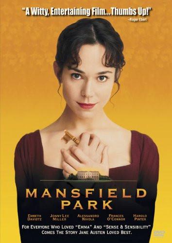 Jane Austen's favorite: Mansfield Park