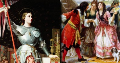 On this day in History: Joan of Arc and Captain Kidd