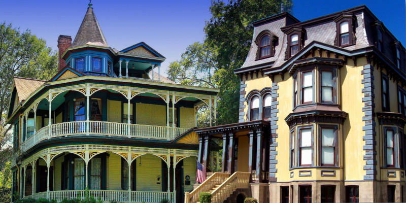 10 Historic Victorian Homes From The Great State Of Texas