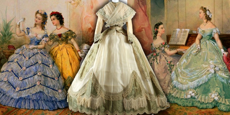 A Guide to Crinolines