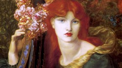 Dante Gabriel Rossetti—art meets poetry