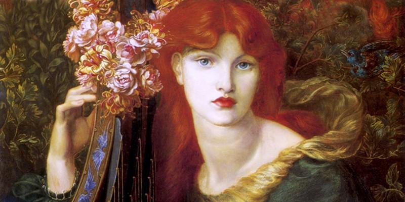 Dante Gabriel Rossetti—art meets poetry – 5-Minute History