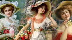 40 Fine Art Paintings by Émile Vernon