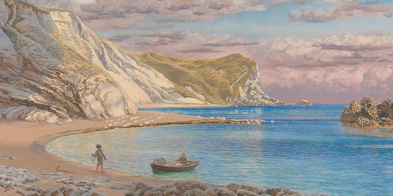 Victorian Artist John Brett 5 Minute History