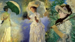 Parasols—the Essential Accessory for a Lady