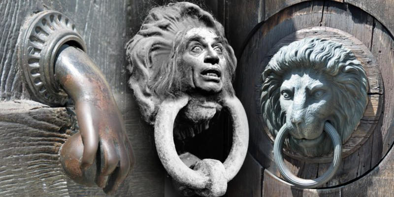 Knock Knock: A Brief History Of Door Knockers