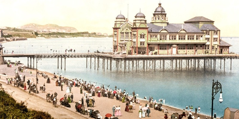 18 Victorian Seaside Pleasure Piers