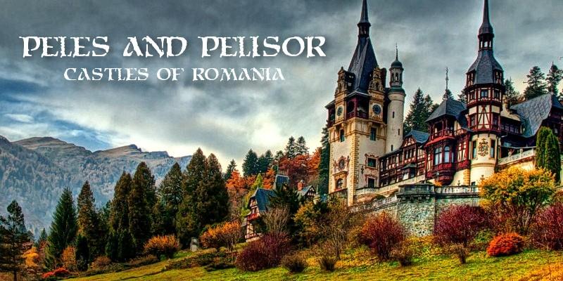 Peleş Castle. 800 x 400 2