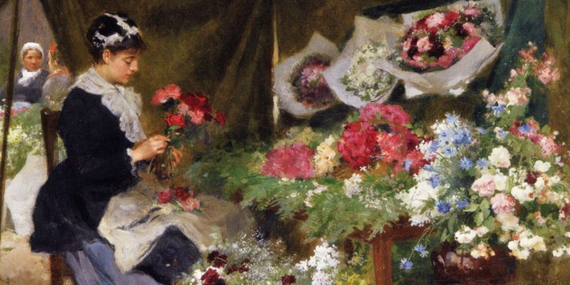 The Language of Flowers – the secret Victorian love code