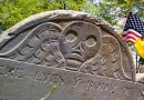 Boston's 17th-Century Burying Grounds