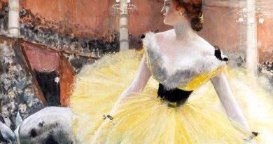 Francois Flameng—Interpreter of Beauty