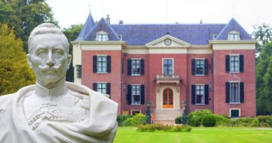 Frozen in Time—the Kaiser's Home in Exile