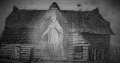 If Only the Dead Could Talk—the Ghost of the Red Barn Murder