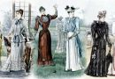 Women's Fashions of the Late Victorian Era