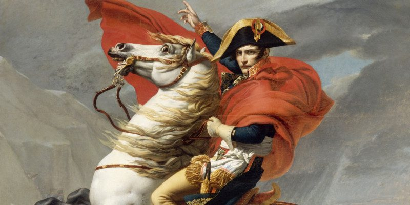reasons why napoleon was a hero